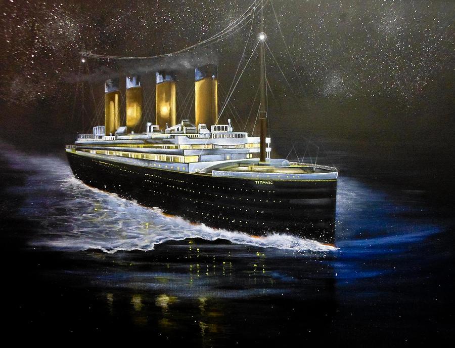 Гибель Титаника
