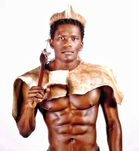 африканский воин