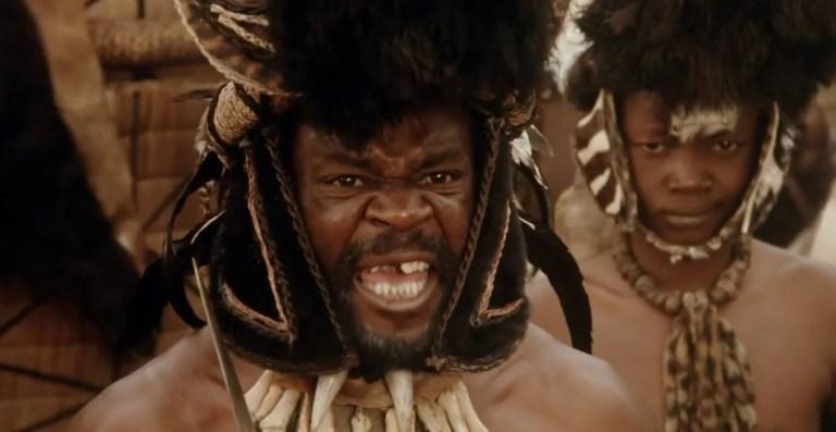 Чака вождь Зулусов. Африканский завоеватель