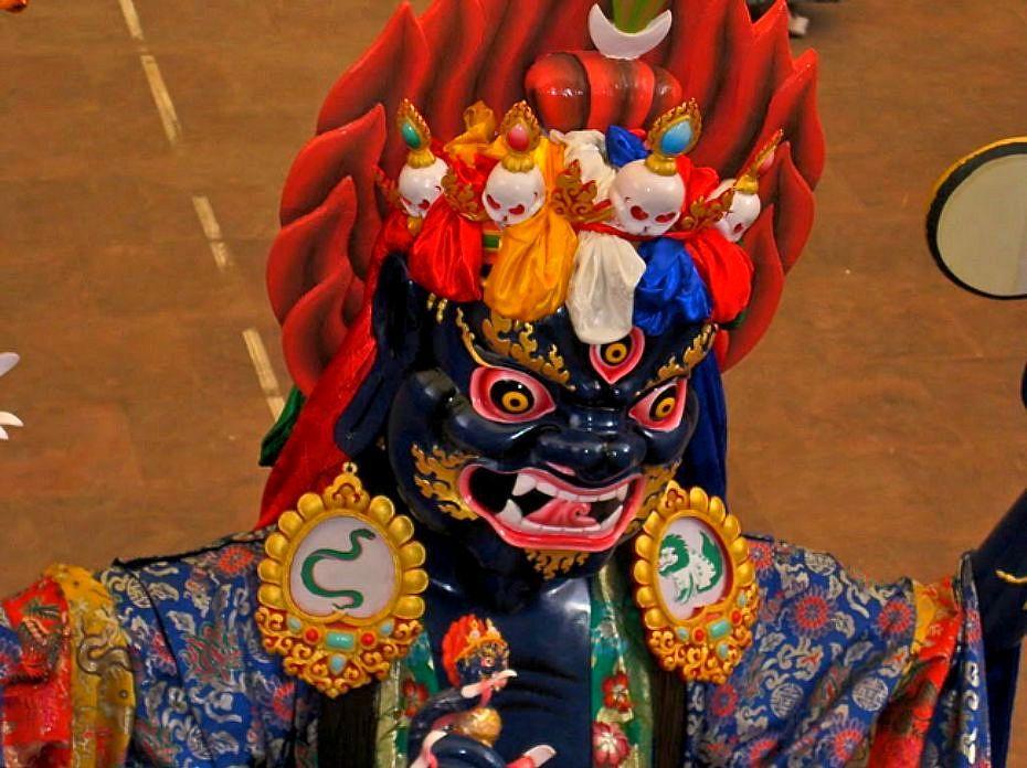 Бон как пятая тибетская традиция. Обзор