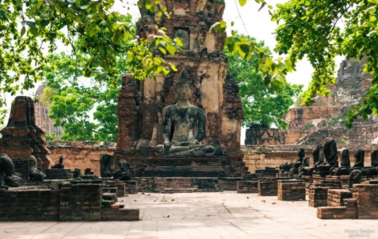 буддизм храмы