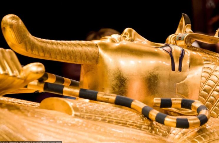 Сокровища Тутанхамона. Как вскрыли гробницу Фараона