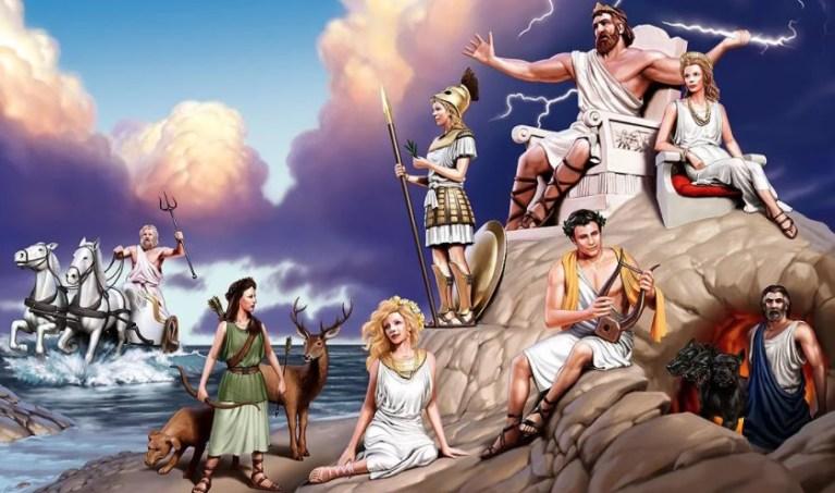 Происхождение человека у Древних Греков. Обзор мифов