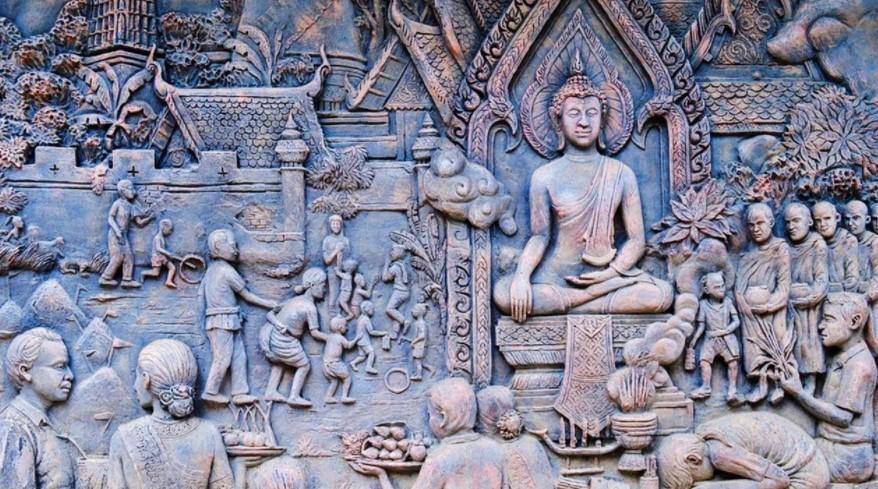 Святые Будды