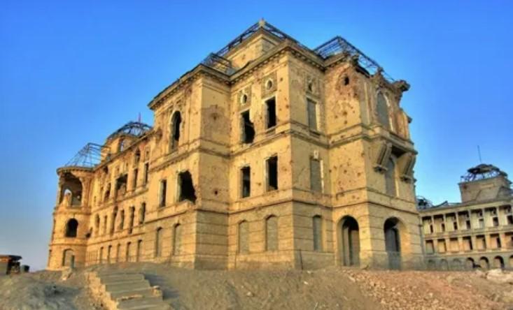 Штурм дворца Амина. Устранение президента Афганистана