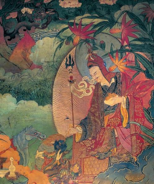 Тантра в Тибете. Сверхъестественные События