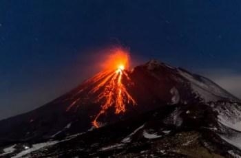 Вулкан Эльбрус- Неисчерпаемый Альтернативный Источник Энергии