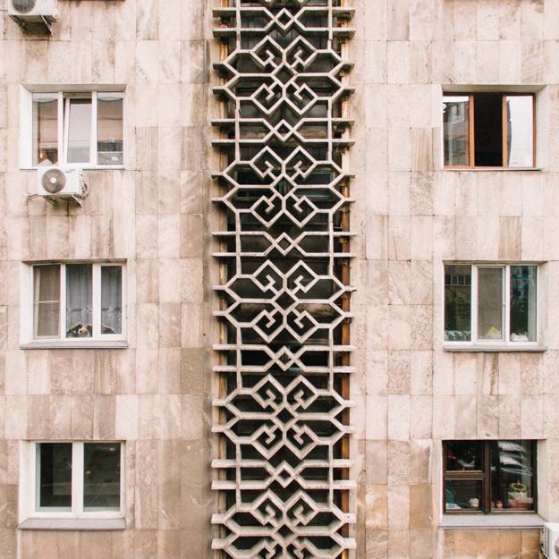 Панелька - Эстетика и Культура Серого Бетона