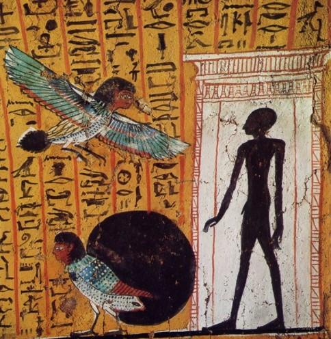 Гробницу умершего называли «домом Ка»