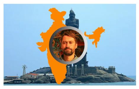 Каньякумари находится в штате ТамилНаду