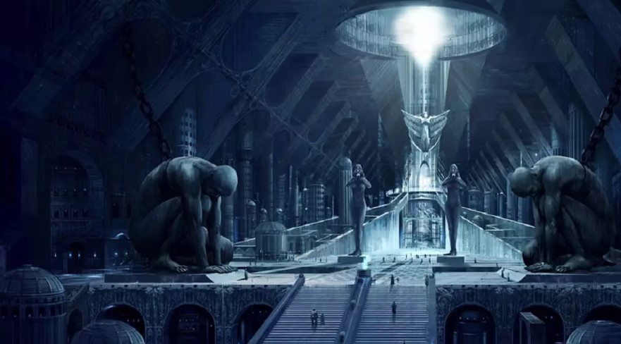 Подземные города проекты будущего
