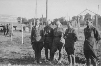 Судьбы пленных Советских Генералов