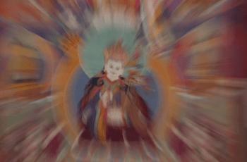 Радужное Тело-обретают продвинутые практики Дзогчен