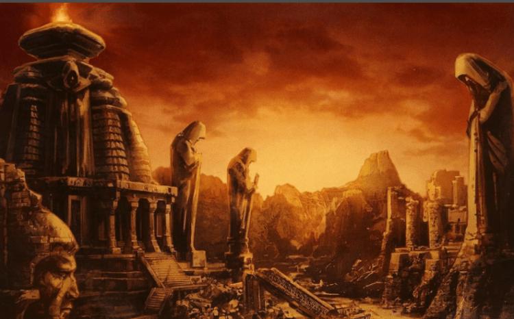 Доисторическая Ядерная Война между Землянами и НЛО