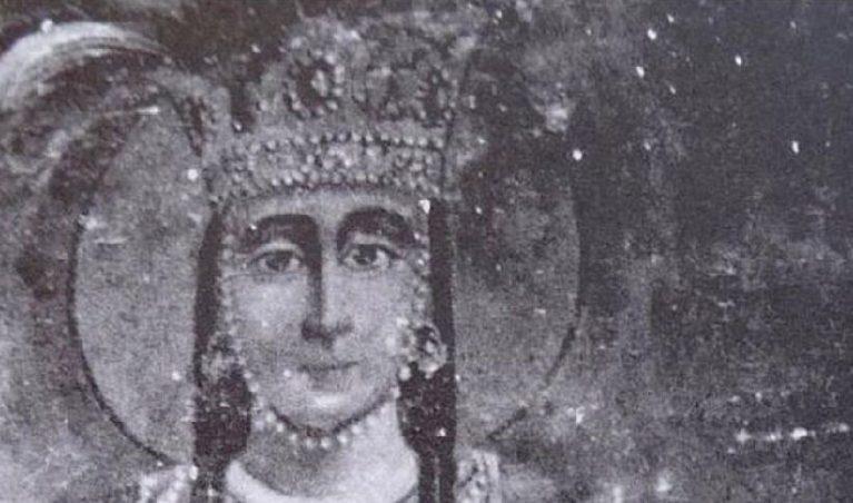 Грузинская Святая Кетеван