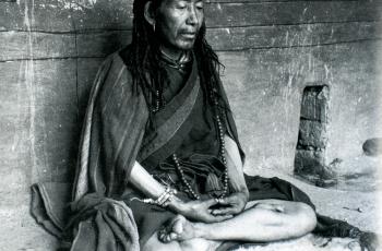 Каналы и чакры в Тантрической Буддийской Системе