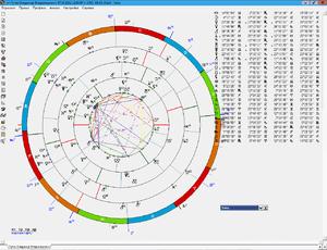 18 Fevruari 1986 G Horoskop Natalna Karta Natalna Karta Onlajn
