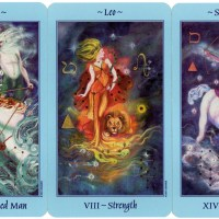 Celestial Tarot - Архетипът на колективното несъзнавано, отразен в звездите