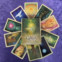 "Gaia Oracle - ""Dedicated to Gaia – goddess of the Earth."""