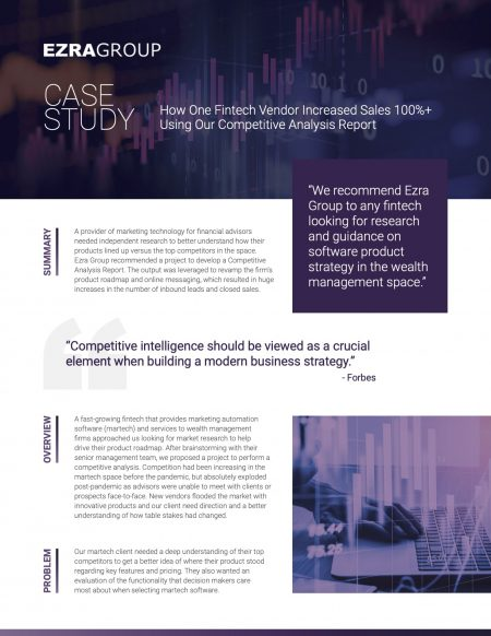 EZRA_Case Study_Competitive Analysis_01242021