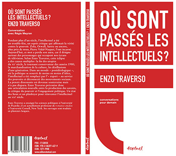 Enzo Traverso book cover