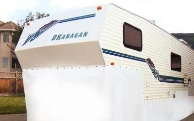 Winterizing Your RV with RV Skirting