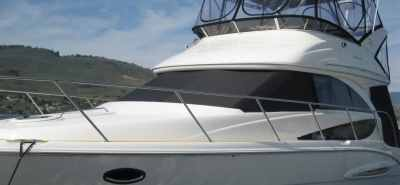 EZ Snap Shade Screens for Boats