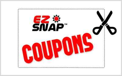 EZ Snap Coupons, Promo Codes, Discounts and Deals