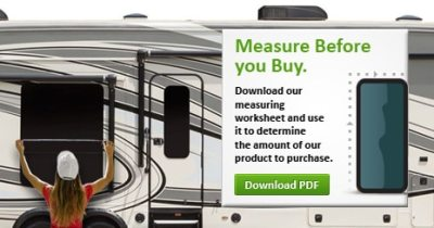 Measuring Guide for RV & Yacht Shades