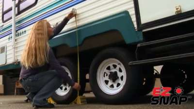 Measuring for your RV Skirting