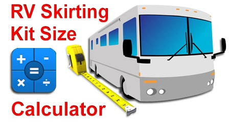 RV Skirting Kit Calculator