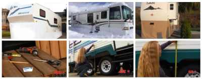 RV Skirting Photo Gallery