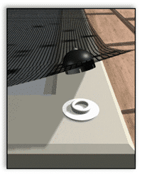 EZ Snap 3M Fasteners for Skylights