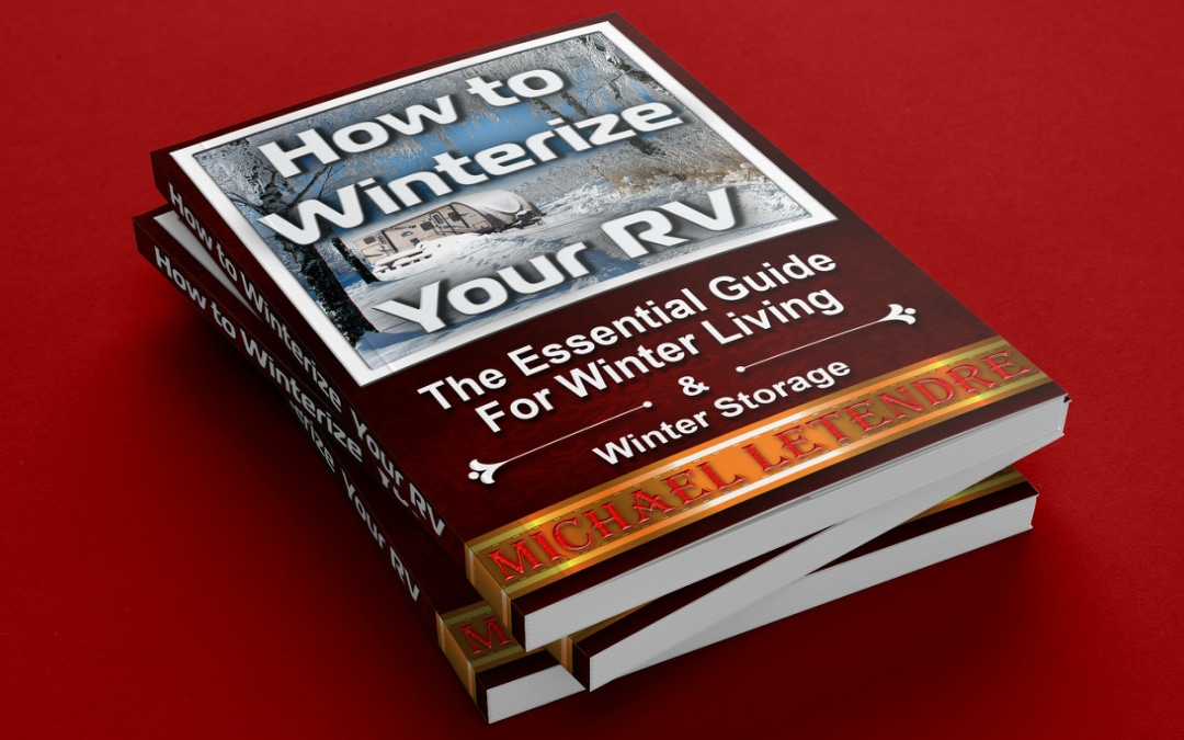 EZ Snap Featured In 'How To Winterize Your RV' Ebook