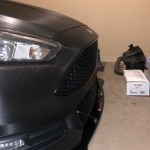 Ford Focus ST Front Splitter