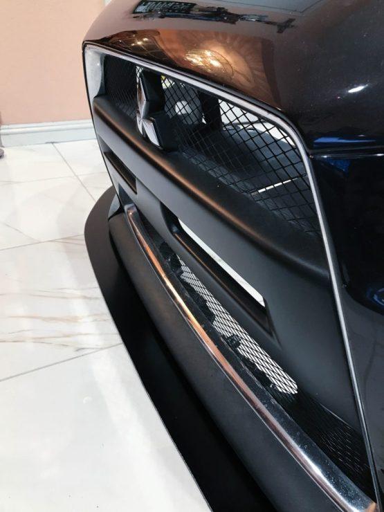 Mitsubishi Evo X 07-14 Front Splitter