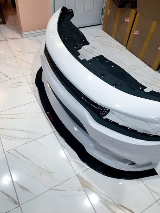 Charger GT front splitter 19-20