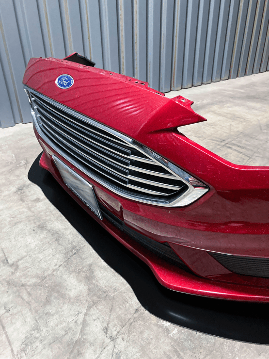 Ford Fusion front splitter 17-18
