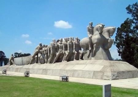 City Tour São Paulo - Monumento às Bandeiras SP 450