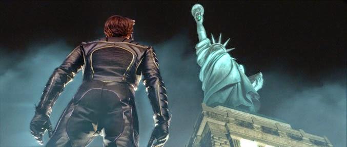 自由女神-X戰警