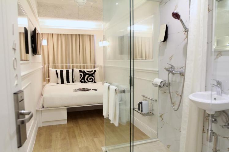 銅鑼灣迷你酒店3