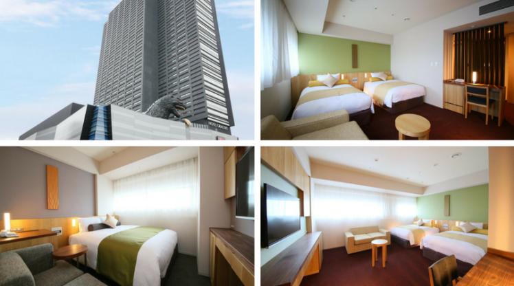 0_東京新宿格拉斯麗飯店