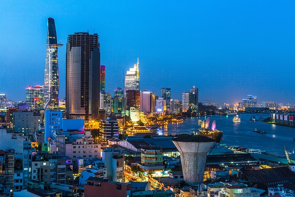 3-Ho Chi Minh City of Vietnam_2