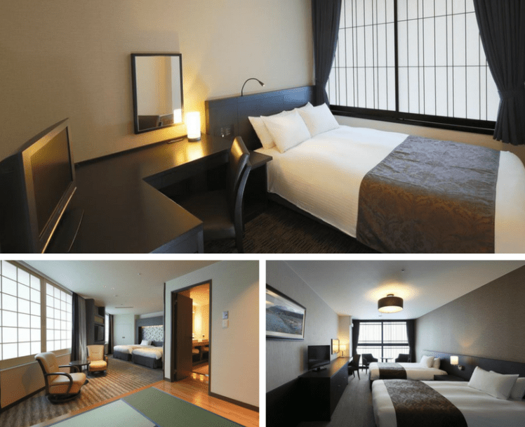 3_Kyoto Tower Hotel(京都塔酒店)4