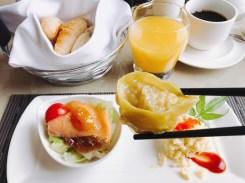 瓏山林_早餐前菜