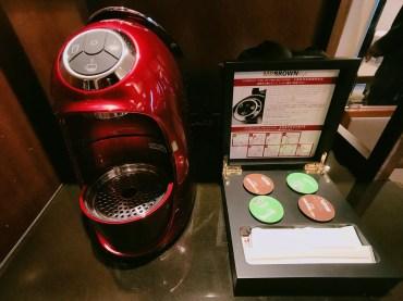 瓏山林_伯朗膠囊咖啡機