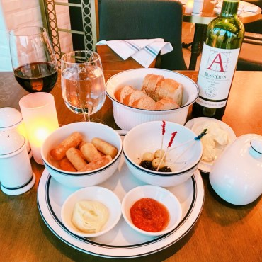 盛世公主遊輪_米其林星廚餐廳La Mer