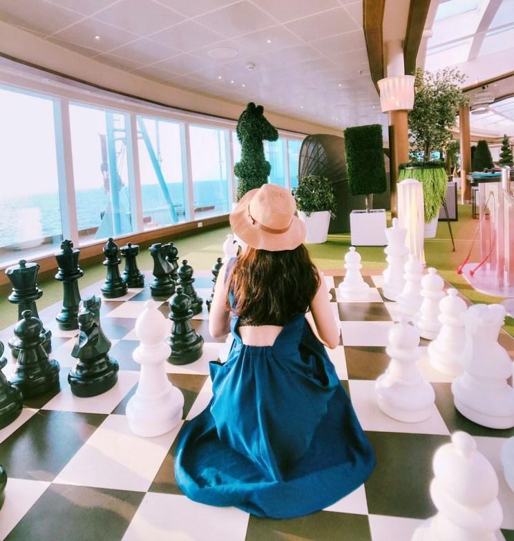 盛世公主遊輪_好萊塢星空花園