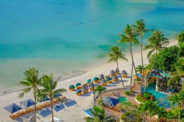 Guam,Tumon,Beach