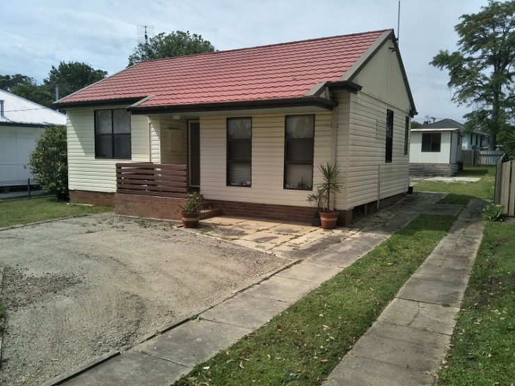 DA approved secondary dwelling granny glat with side house access